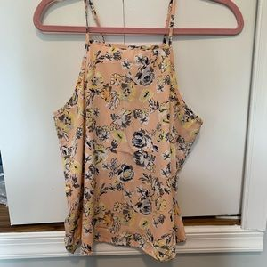 Tops - 🛍3for$25 Gorgeous Floral Tank